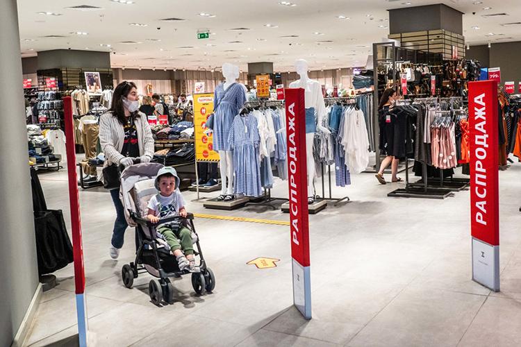 «Вычитаем изтрафика торговых центров процент невакцинированного населения— настолько меньше людей смогут прийти втечение 20–30 дней»