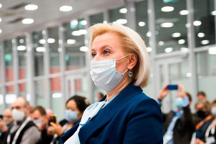 Патяшина намекнула на то, что Татарстан сможет встретить начало нового года в «иной эпидемиологической ситуации». Вероятно, послабления ограничений раньше ждать не стоит