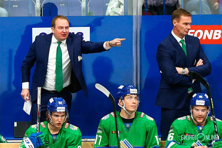 Главный тренер «Салавата» Томи Ламса не смог объяснить причины поражения и отделался банальным: «Это хоккей. Сейчас соперник играет сильнее»