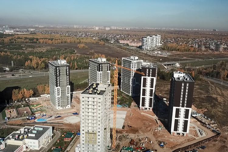 Лаишевский узел застраивается чрезвычайно интенсивно и движется все дальше от Казани. Дорога здесь жизненно необходима