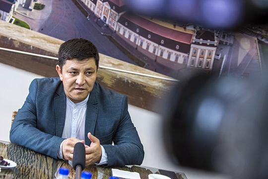 Рустам Давлетбаев