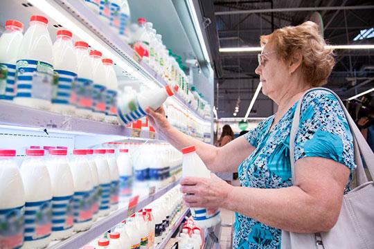 Несмотря на мясные успехи, продолжает вызывать опасения «депрессивная тема» по молоку, извечно обсуждаемая за свои закупочные цены