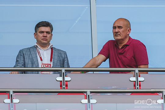 Гендиректор «Рубина» на тот моментРустам Саяхов– доверенное лицо от ТАИФа в руководстве клуба – не смог найти общий язык с УЕФА