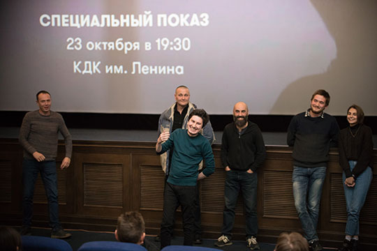 Встолице Татарстана прошел первый публичный показ картины молодого режиссера Павла Москвина «Пустота»