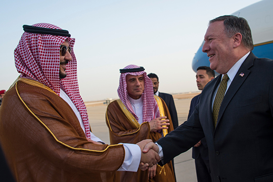 Наследный принц Мохаммед бен Салман, совершив госпереворот, сосредоточил всвоих руках огромное состояние Саудов