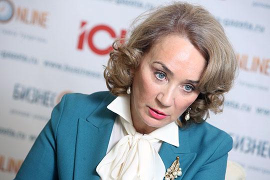 Гульнара Сергеева: «Мне известно, что некоторые предприниматели боятся испортить отношения сконтролирующими органами, избегают публичности, предпочитают необращаться всуды»