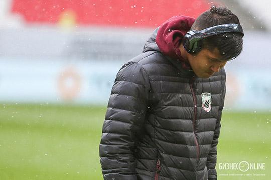 «Поиграм этого сезона видно, что Ахметов уже небоится получать мячи под давлением инетеряется, открывается ивыглядит уверенно»