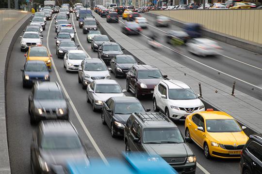 Московские водители вочередной раз готовятся стать подопытными кроликами