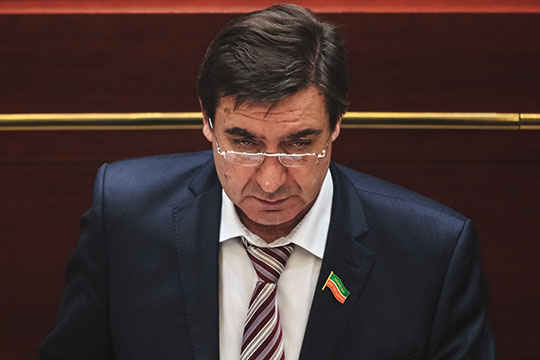 Юрий Камалтынов: «Всоответствии сположением оРФП, все решения принимает наблюдательный совет фонда»