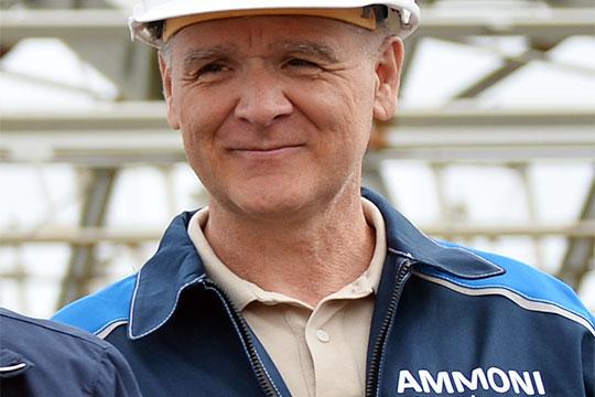 Ханбиков гордится, что оставил завод впревосходном состоянии.