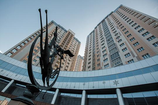 Застройщик ЖК«Золотая подкова»задолжал государству 163,7млн рублей, восновном поплатежамНДС