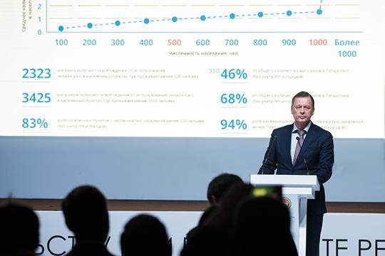 Научастников топ-50 неплательщиков главы ФНС по РТМарата Сафиуллинаприходится долгов на3,2млрд рублей