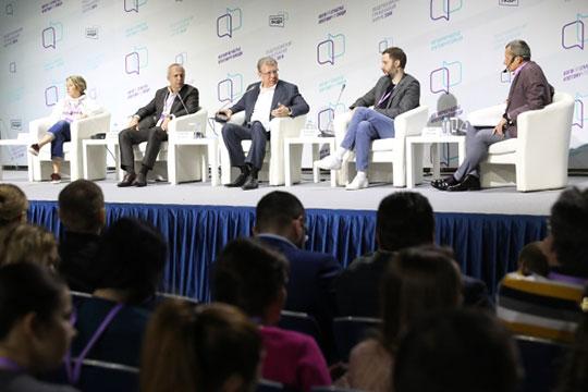 Ввыходные Москве состоялся VIОбщероссийский гражданский форум, который был организован Комитетом гражданских инициатив Алексея Кудрина
