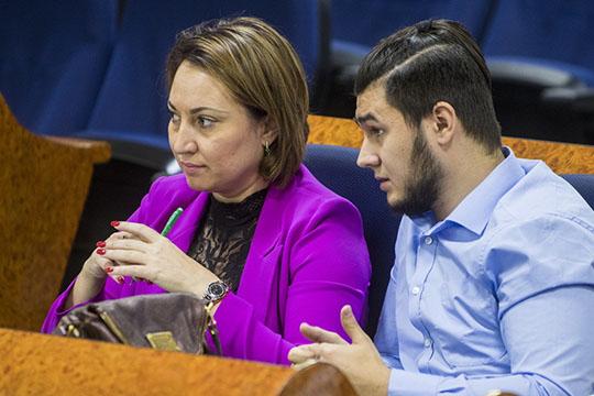 Ирина Мухаметгареева,будучи управляющей делами минкульта, попала под сокращение после того,Я как кресло главы министерства поменяло хозяина