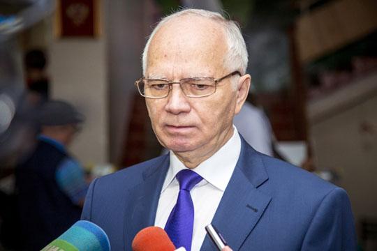 Вениамина Попова проводят с должности координатора группывпользуФарита Мухаметшина (на фото)