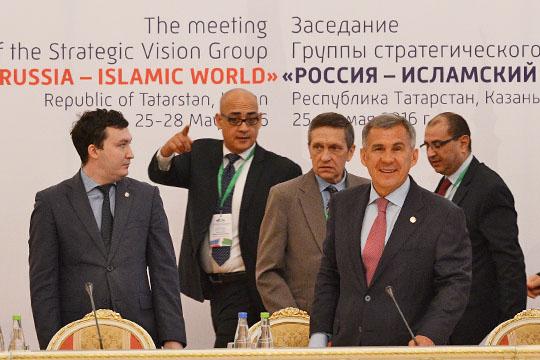 Рустам Минниханов оживляет группу стратегического видения «Россия— Исламский мир», подкрепляя ее фондом, который зарегистрировал СИНХ