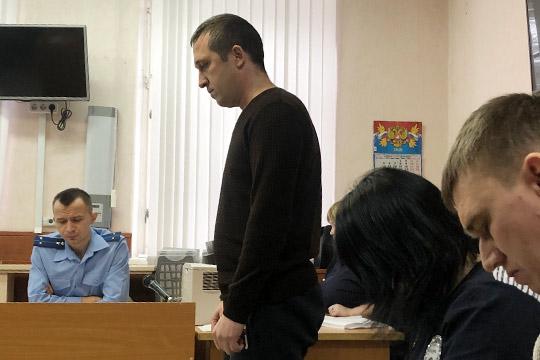 Даниил Гильванов: «Айсылу, извините меня пожалуйста. Простите, что так получилось… Ваша честь… У меня есть несовершеннолетние дети»