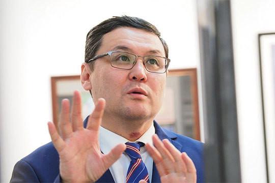 Еркин Тукумов