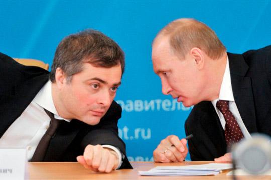 «Только кажется, что выбор у нас есть»: азбука путинизма от Владислава Суркова