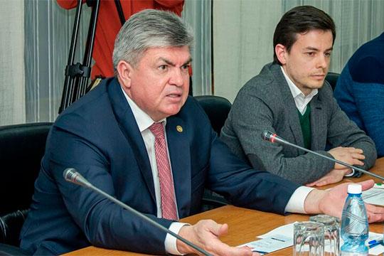 Наиль Магдеев: «Говорят, ТОСЭР– для иностранных компаний… А87% инвестиций– российские!»