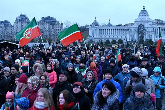 «Татары умеют жить в федерации, которая не оспаривает их право на самоопределение. Теперь им надо научиться жить в федерации, которая стремится стать унитарными государством наподобие Франции»
