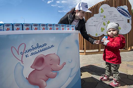 Прорыв ЗМК вомногом объясняется запуском бренда детской продукции «Обнимама» ирасширением географии продаж— выходом вдругие регионы