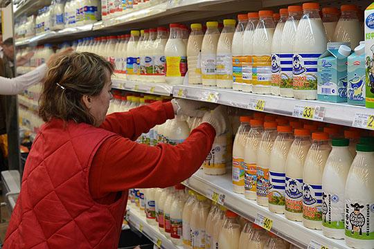 На молочном рынке Татарстана растет присутствие непрофильных предпринимателей, а также гостей республики