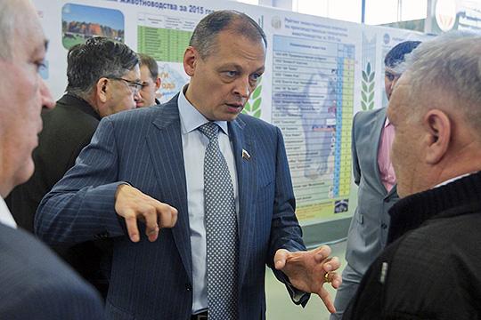 Спустя более 10 лет после продажи молзавода в Казани «Данону» Айрат Хайруллин вновь вернул себе статус переработчика молока