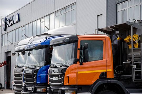 Утроившее выручку почти до 1,5 млрд рублей ООО «Дельтаскан» (13) числится в перечне официальных дилеров шведского производителя грузовиков Scania