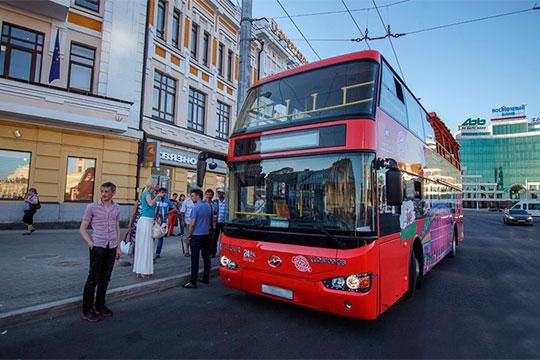 Впроекте примут участие красные двухэтажные автобусы City Sightseeing. Билет нанезабываемый тур навсю ночь побарам смогут приобрести все желающие