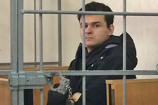 Впереписке сНизамиевой Архипов (на фото) признался, что убил чернокожего студента, заявила сама свидетельница