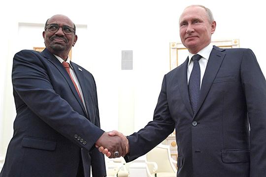 «Арабская весна» в Судане: «друга Путина» свергли в результате военного переворота
