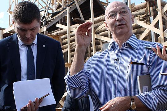 «Нет вТатарстане специалистов, способных отреставрировать деревянную церковь, мечеть»