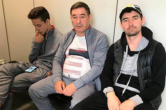 «Остались в одних спортивных костюмах»: как бандиты в Барселоне «прокатили» Салавата