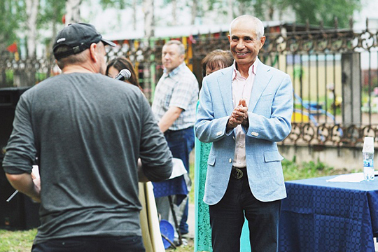 Самым богатым депутатом Нижнекамского района традиционно сталРафис Мустафин