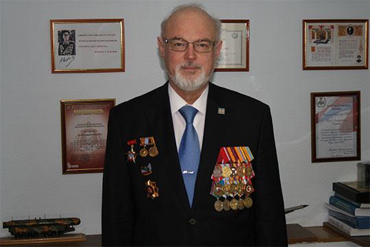 Юрий Кнутов — военный историк, директор подмосковного музея войск ПВО