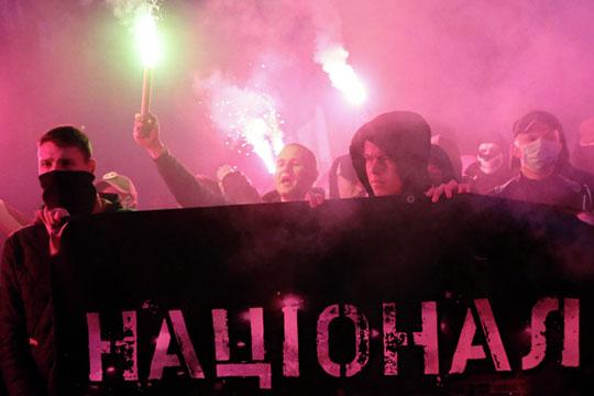 Юрий Кнутов: «Всовременном мире есть две страны, где нацизм незапрещен, – США иУкраина»