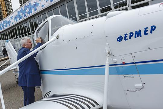 Т-500 стал первым в нашей стране сертифицированным специализированным воздушным судном аграрного назначения