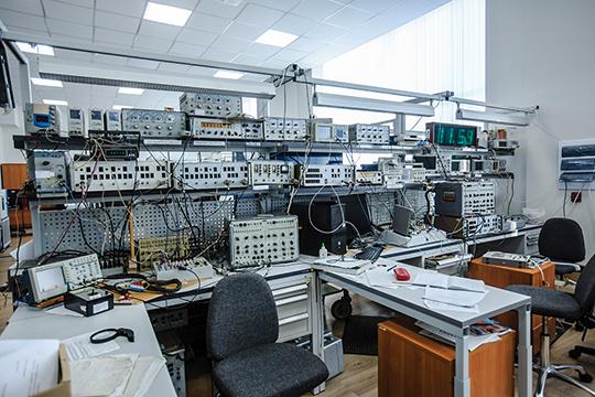 Главный по электронике в Татарстане — НПО «Радиоэлектроника им. Шимко»