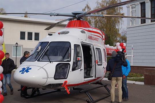 КВЗ, казалось бы, демонстрирует сверхусилия по продвижению своих вертолетов (прежде всего, «Ансатов») в гражданскую сферу. На сегодня построено и продано примерно 15 медицинских «Ансатов»