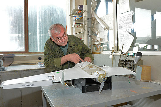 «ЭНИКС» — один из главных российских разработчиков и производителей комплексов с беспилотными летательными аппаратами