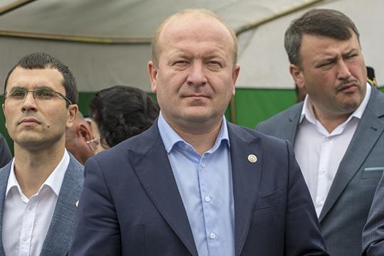 Марата Гафарова— главу Дрожжановского района можно поздравить сновосельем дважды