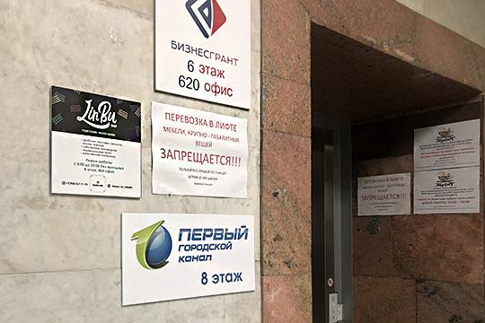 «Первый городской» телеканал кировского медиахолдинга «RNTI Media Group» прекращает вещание вКазани