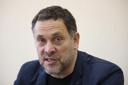 Максим Шевченко: «Татары лицом впростоквашу должны нырять иесть чак-чак под хохот»
