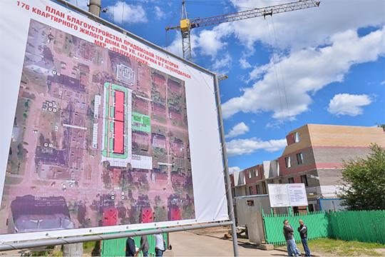 По словам Юрия Герасимова, в планах у инвестора было организовать в «полукамушках» детский развивающий центр