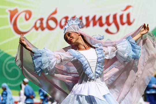 Сразу на четырех площадках отменят в этом году казанский Сабантуй