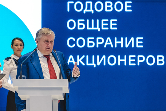 Еще в ходе прошлогоднего годового собрания акционеров, председатель совета директоров банка Валерий Сорокин высказывал желание пустить свежую кровь в совет директоров