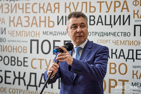 Юсуп Якубов: «Неудивительно, что плавание у нас на особом счету»