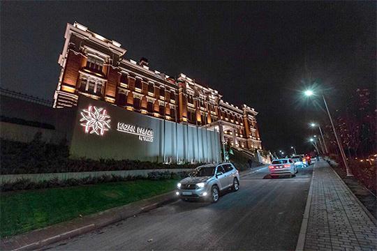 Турецкий Kazan Palace by Tasigo, где сейчас началось строительство второго 5-этажного корпуса, на этом останавливаться не планирует. В планах инвесторов — возведение третьей очереди отеля