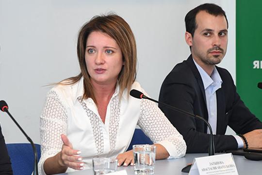 Анастасия Латыпова:«Республика говорит— выйдите наразработку документа совместного территориального планирования. Нодаже спомощью него мынесможем заставить соседей слушатьнас, нет юридических оснований»